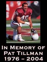 [NFL] Corporal Patrick Tillman